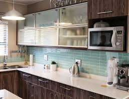wood grain imitation impact edge melamine built in kitchen cabinets