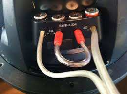 what is correct way to wire alpine type r sub to 2 ohms pics attached