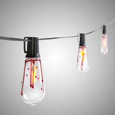 halogen track lighting flickering. 10\u0027 dripping blood flickering edison string lights | christmas tree shops andthat! halogen track lighting t