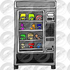 Vending Machine Clipart Impressive Vending Machine Picture For Classroom Therapy Use Great Vending