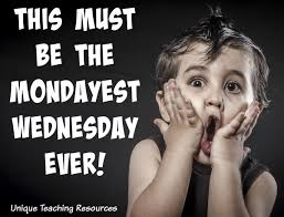 20 Sayings And Quotes About Wednesday Page 2