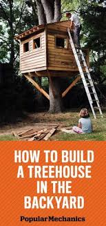 17 awesome treehouse ideas for you and the kids kids treehouse inside43 inside