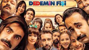 Is Movie 'Dedemin Fisi 2016' streaming on Netflix?