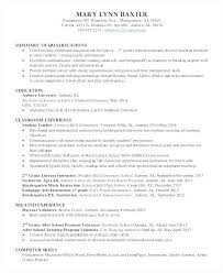 Resumes For Preschool Teachers Preschool Teacher Resume Samples Best ...