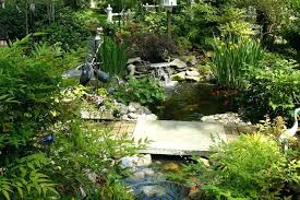 landscape pond waterfall small garden pond waterfall pictures