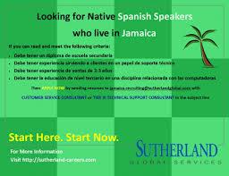 Bi Lingual Consultants Jamaica Sutherland Careers