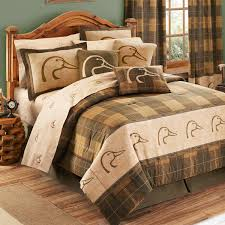 bedding modern rustic target sets lodge quilts