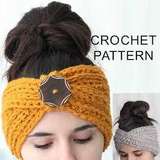 Easy Crochet Headband Pattern Amazing Inspiration