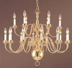 williamsburg style brass with brass chandelier lighting view 44 of 45