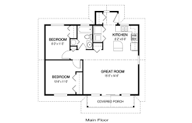 Lovely Simple Floor Plan With 2 Bedrooms Intended Bedroom  ShoisecomSimple Floor Plan