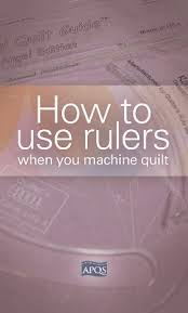 32 best Must have Quilting Gadgets!!! images on Pinterest | Sewing ... & Blog - How do you properly use rulers when you quilt? Adamdwight.com
