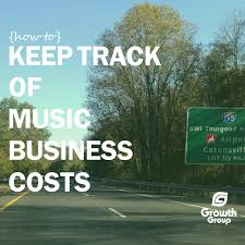 How To Keep Better Financial Records As A Musician Growth