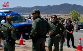Running Border Bribery Charged Agent Drugs With Patrol For