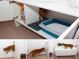 Decorative Cat Litter Box Covers Modern Multifunctional Cat Litter Box Furniture Ikea Purina Cat 75