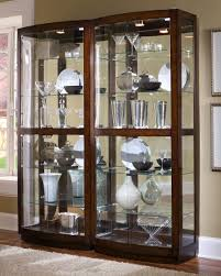 Living Room Display Cabinets Corner Glass Cabinets For Living Room Sneiracom