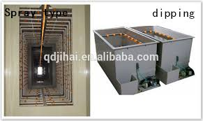 electrostatic powder and wet painting equipment electrostatic paint spray