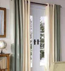 ideas for sliding glass door curtains