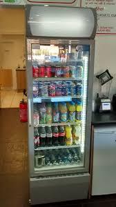 excellent fridges glass door secondhand equipment drinks display fridges cool point