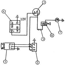 datsun truck generator circuit and wiring diagram circuit datsun truck 320 generator circuit and wiring diagram