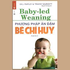 Sách - Phương Pháp Ăn Dặm Bé Tự Chỉ Huy tại Hà Nội