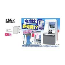 Automatic Ticket Vending Machine Project Fascinating Taito Prize Item Automatic Ticket Vending Machine The Falcon's