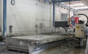 park industries dual table fusion cnc saw waterjets