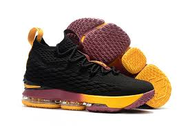 lebron red shoes. nike lebron james 15 cavaliers black yellow wine red shoes lebron