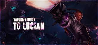 Lucian Build Guide Master Tier In Depth Adc Lucian Guide