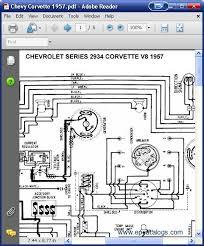 chevrolet 2934 corvette v8 1957 repair manual cars catalogues screenshots for chevrolet 2934 corvette v8 1957