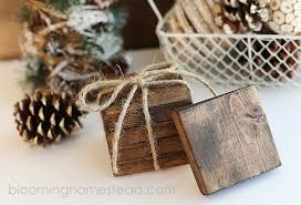 diy wood coasters tutorial perfect affordable gift idea