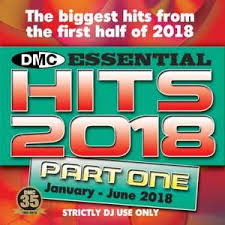 Details About Essential Hits 2018 Part 1 Mid Year Chart Music Dj Cd Chart Breakers Jan To June