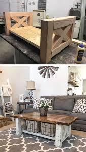 chunky farmhouse coffee table coffeetable