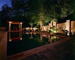 outdoor pool lighting. Pool Lighting Outdoor F