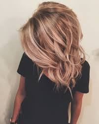 Rooty Beachy Blonde Hair Color Highlights