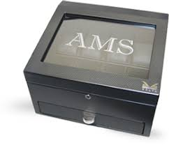 personalized watch boxes watch cases custom personalized watch a personalized watch box is a perfect gift for any birthday graduation anniversary christmas valentines fathers day mothers day groomsman