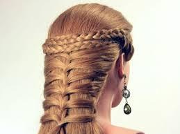 účesy Pro Dlouhé Vlasy Dělat účesy S Vlastními Rukama Na Dlouhých