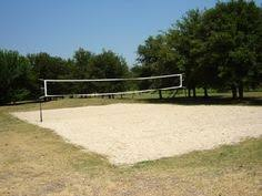 How To Build A Volleyball Court In Your Backyard  TSM InteractiveBackyard Beach Volleyball Court