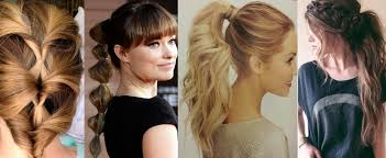 Type Of Hair Style best ponytail hairstyles for long medium & short hairs 1972 by wearticles.com