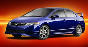 Honda Civic Sedan Si A Comparison Of Similar Model And Makes