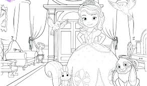 Coloring Pages Princess Coloring Book Stock Vector Royalty Free