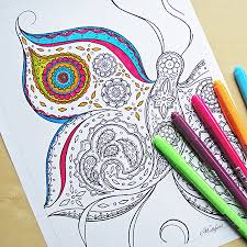 Choose the prints you like, there coloring page will result in a sense of calm and therapy for kids. Free Adult Coloring Page Roundup