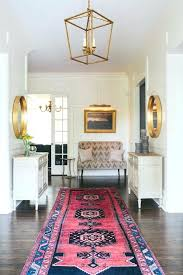 oriental rug in kitchen decoration cool runners vintage