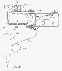 Pictures wiring diagram for tattoo power supply patent us8228666 and machine