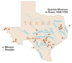Image result for texas missions