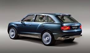 luxury full size suv smaller bentley suv to follow full size model carscoops