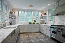 Room size kitchen carpets can be successfully used on kitchen floors. Don't  believe me? Look closely.
