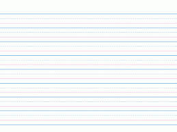Handwriting Page Adobe Illustrator How To Create A Page Template Of Solid And
