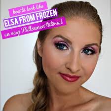 elsa makeup tutorial
