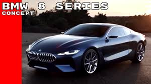 BMW Convertible bmw future commercial : New BMW 8 Series Concept Commercial Trailer - YouTube