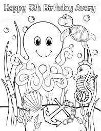 Small Picture Under The Sea Coloring Pages Bestofcoloringcom